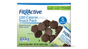 Fit & Active® 100 Calorie Chocolate Snack Pack