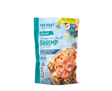 Fremont Fish Market Medium Cooked Shrimp