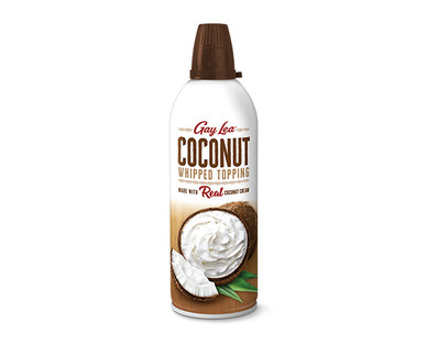 Gay Lea Coconut Whipped Topping