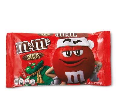 Mars Holiday M&M's Milk Chocolate