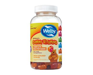 Welby Children's Gummy Vitamins