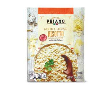 Priano Four Cheese Risotto