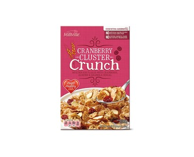 Millville Maple or Cranberry Cluster Crunch View 2