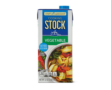 Chef's Cupboard Vegetable Cooking Stock