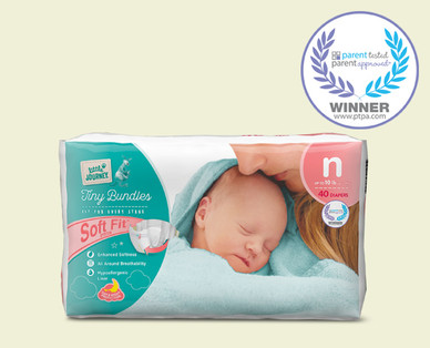 Little Journey Newborn Diapers