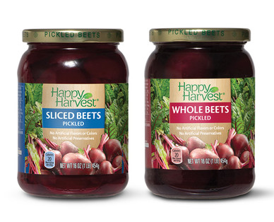 Happy Harvest Pickled Beets