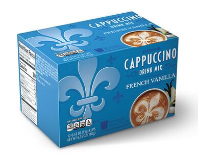 Barissimo French Vanilla Cappuccino Cups
