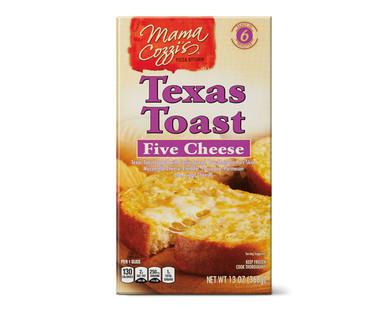 Mama Cozzi's Pizza Kitchen 5 Cheese Texas Toast
