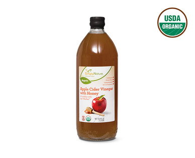 SimplyNature Organic Apple Cider Vinegar With Honey
