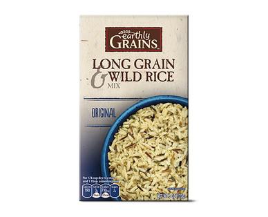 Earthly Grains Original Long Grain & Wild Rice