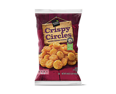 Season's Choice Crispy Potato Circles View 1