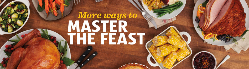 More Ways to Master the Feast.