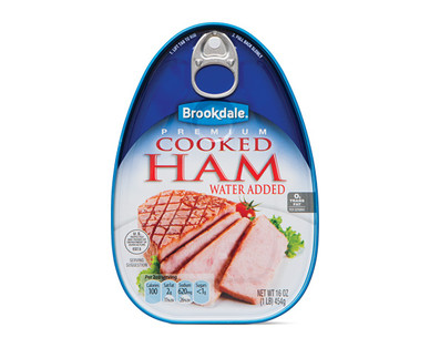 Brookdale Cooked Canned Ham