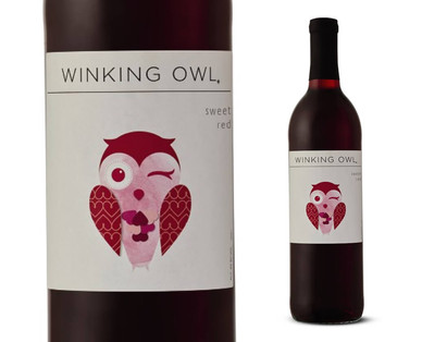 Winking Owl Sweet Red