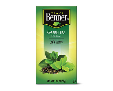 Benner Green Tea Bags