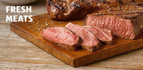 Click to view our fresh meats.