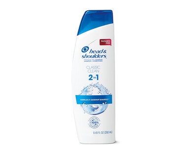 Head & Shoulders Classic Clean 2 in 1 Shampoo