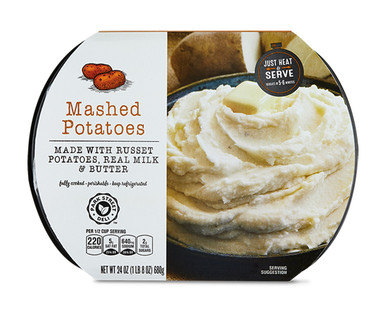 Park Street Deli Mashed Potatoes View 1