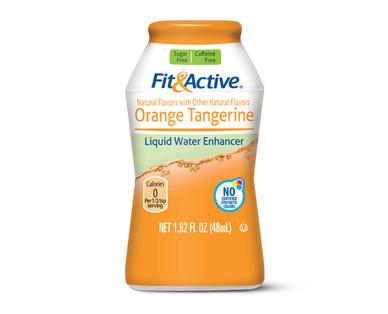 Fit & Active Orange Tangerine Liquid Water Enhancer