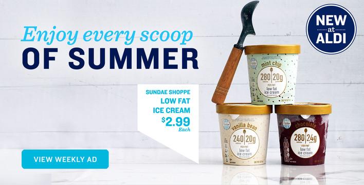 Sundae Shoppe Pints, See Weekly Ad