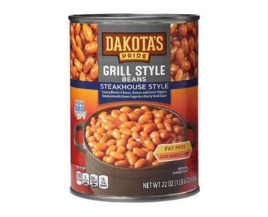 Dakota's Pride Steakhouse Grill Style Beans