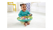 Fisher-Price Musical Elephant, Plush Hippo or Tummy Wedge