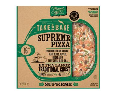 """Mama Cozzi's Pizza Kitchen 16"""" Supreme Deli Pizza"""