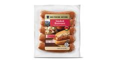 Deutsche Küche?Smoked Bratwurst or Smoked Knackwurst