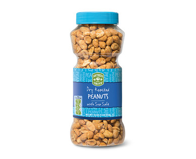 Southern Grove Dry Roasted Peanuts