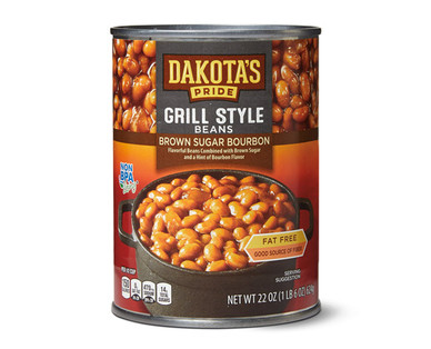 Dakota's Pride Grill Style Beans Brown Sugar Bourbon