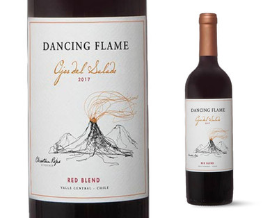 Dancing Flame Red Blend