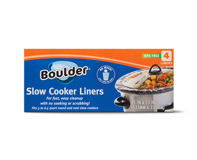 Boulder Slow Cooker Liners View 1
