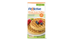 Fit and Active Whole Grain Waffles. View Details.