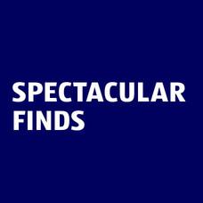 Spectacular Finds