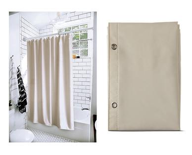Huntington Home PEVA Shower Curtain Liner