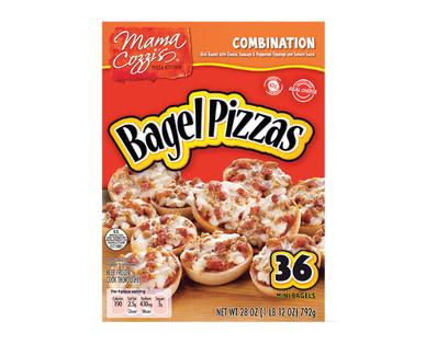 Mama Cozzi's Combination Pizza Bagels