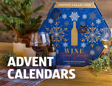 Advent calendars. Learn more.