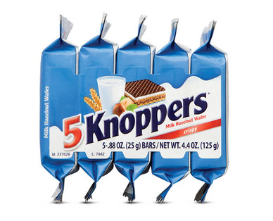 Knoppers 5 Pack