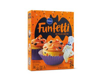Pillsbury Halloween Funfetti Cake Mix View 2