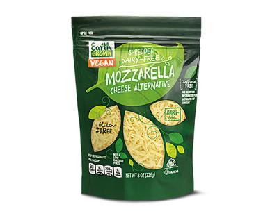 Earth Grown Vegan Mozzarella Style Shreds