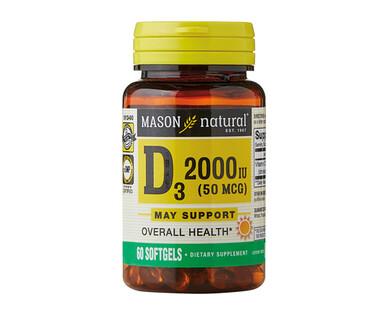 Mason Natural Immune Mix Vitamin D