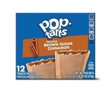 Kellog's Brown Sugar Cinnamon Pop Tarts