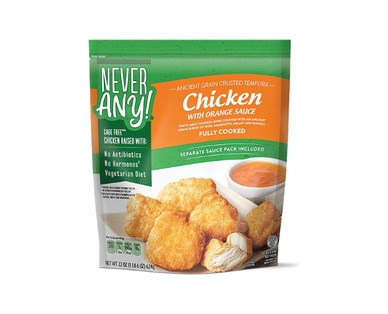 Never Any! Ancient Grain Sweet Chili or Mandarin Orange Chicken View 2
