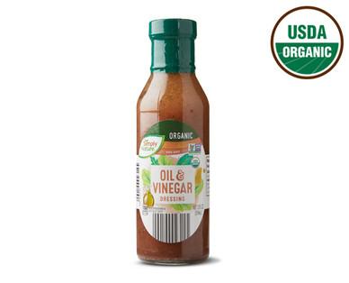 Simply Nature Organic Oil & Vinegar Dressing