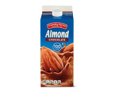 Friendly Farms Chocolate Almondmilk