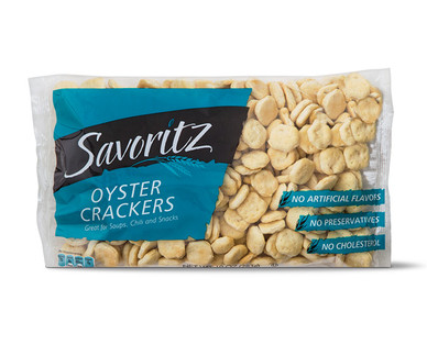 Savoritz Oyster Crackers