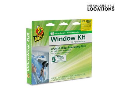 Duck Window Kit View 1