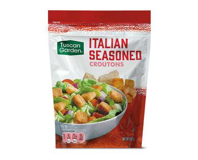 Tuscan Garden Italian Seasoned Croutons