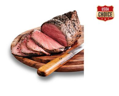 Fresh USDA Choice Sirloin Tip Roast View 1