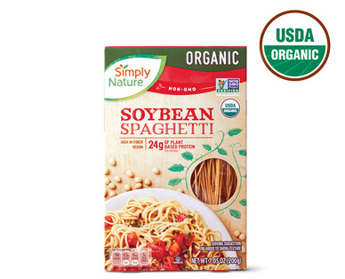 Simply Nature Soybean Spaghetti